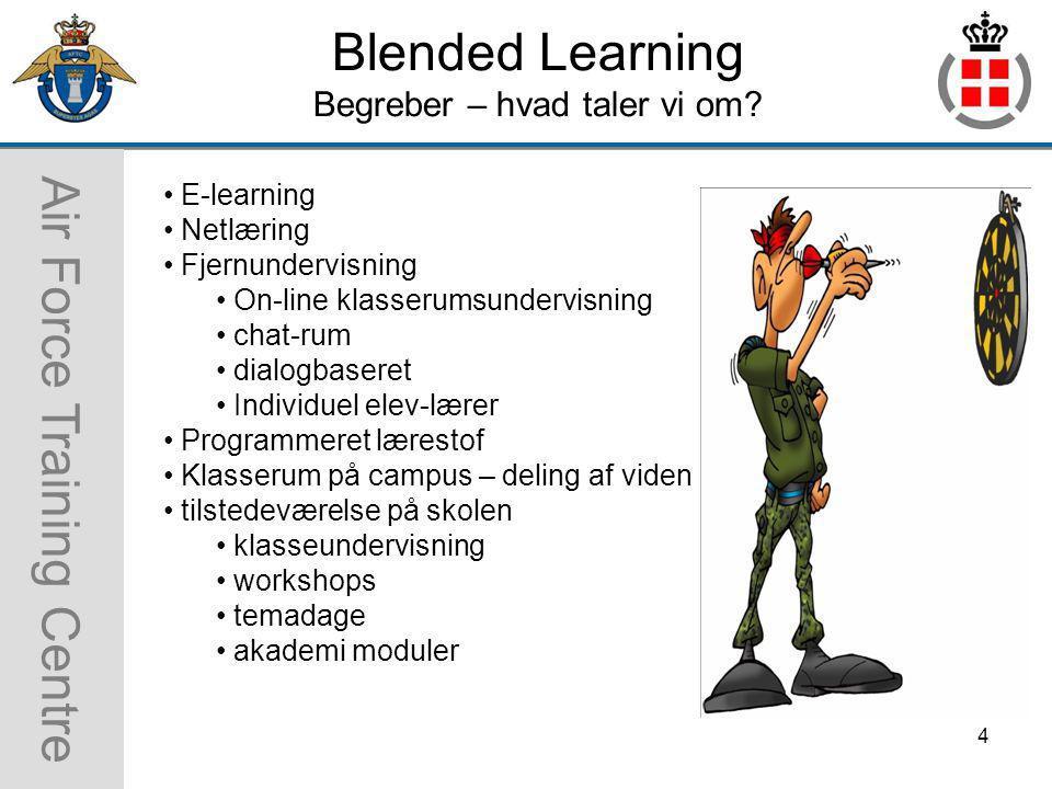 4 Blended Learning Begreber – hvad taler vi om.
