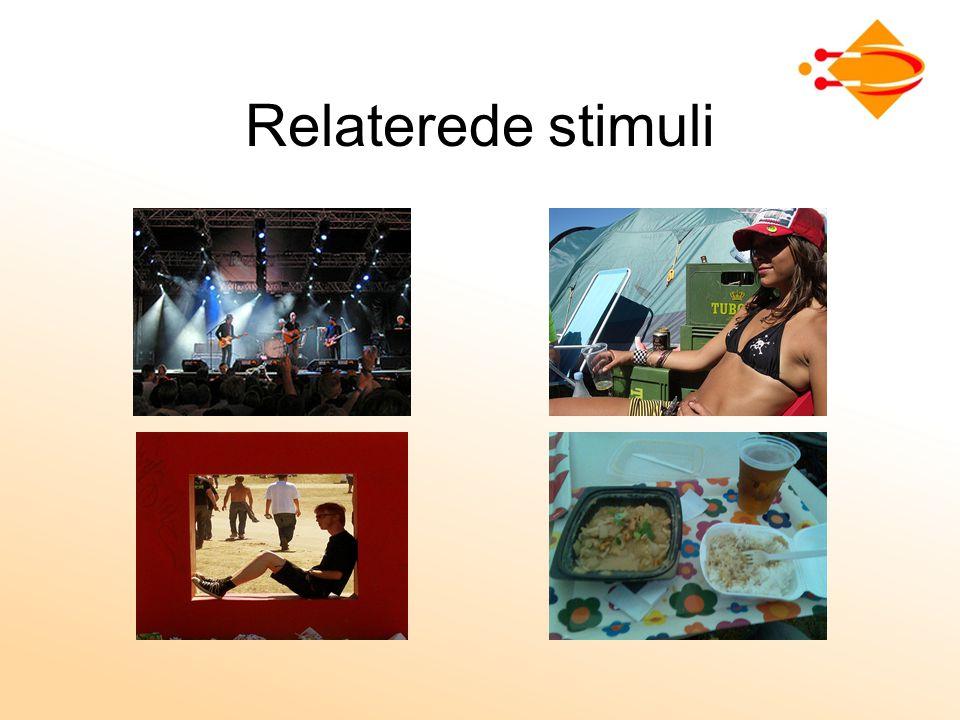 Relaterede stimuli