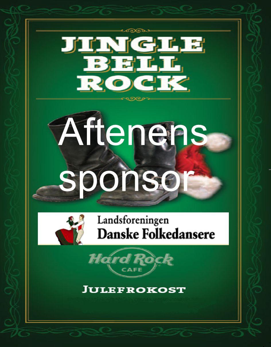 Aftenens sponsor