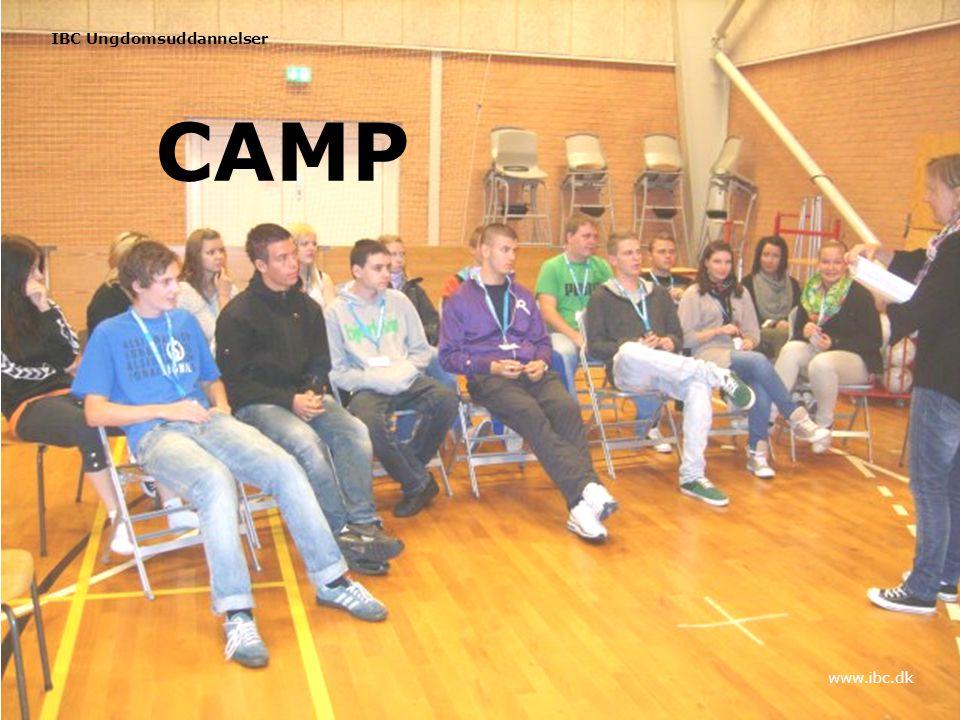 CAMP www.ibc.dk IBC Ungdomsuddannelser