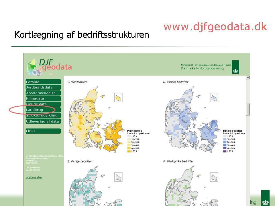 Danmarks JordbrugsForskning