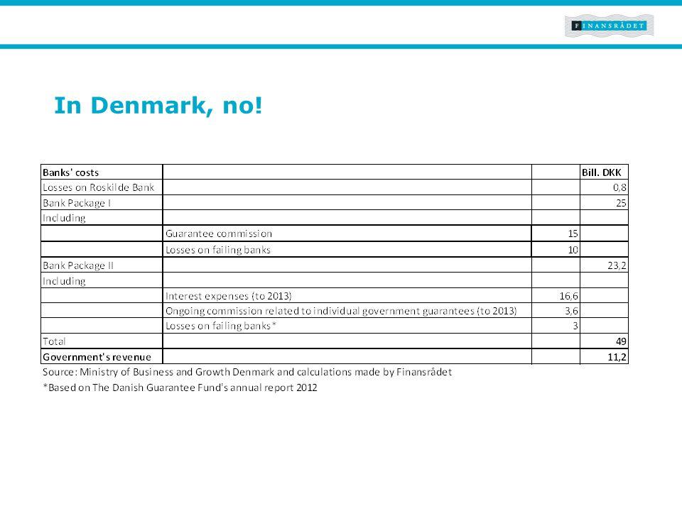 Tekst Generel side der bruges til tekst og evt. andet indhold. In Denmark, no!