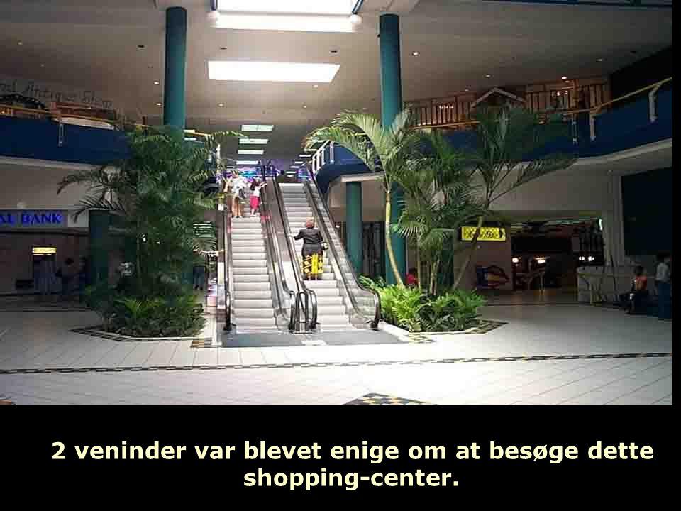 Men der er en regel: Er man først steget på rulletrappen, kan man ikke komme tilbage.