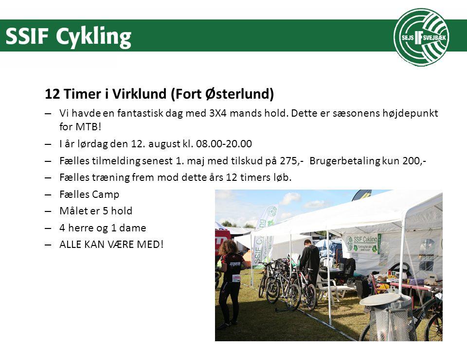 12 Timer i Virklund (Fort Østerlund) – Vi havde en fantastisk dag med 3X4 mands hold.