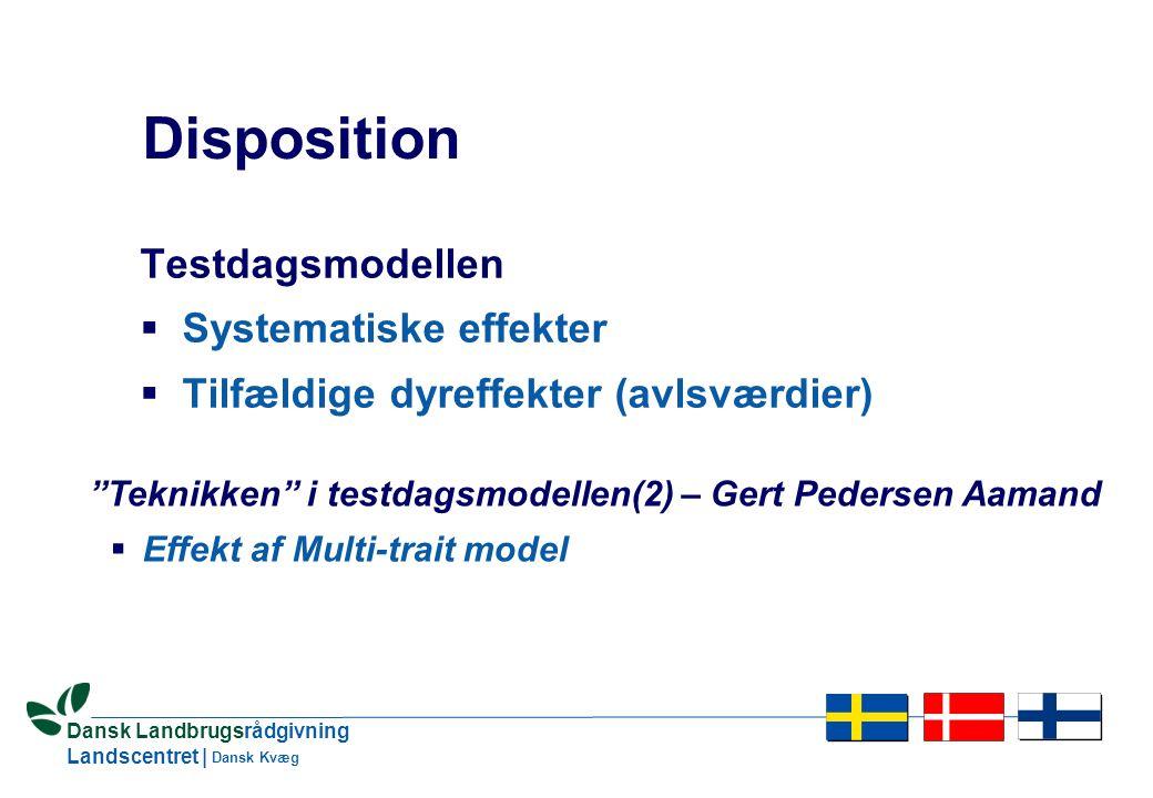 13 Dansk Landbrugsrådgivning Landscentret | Dansk Kvæg
