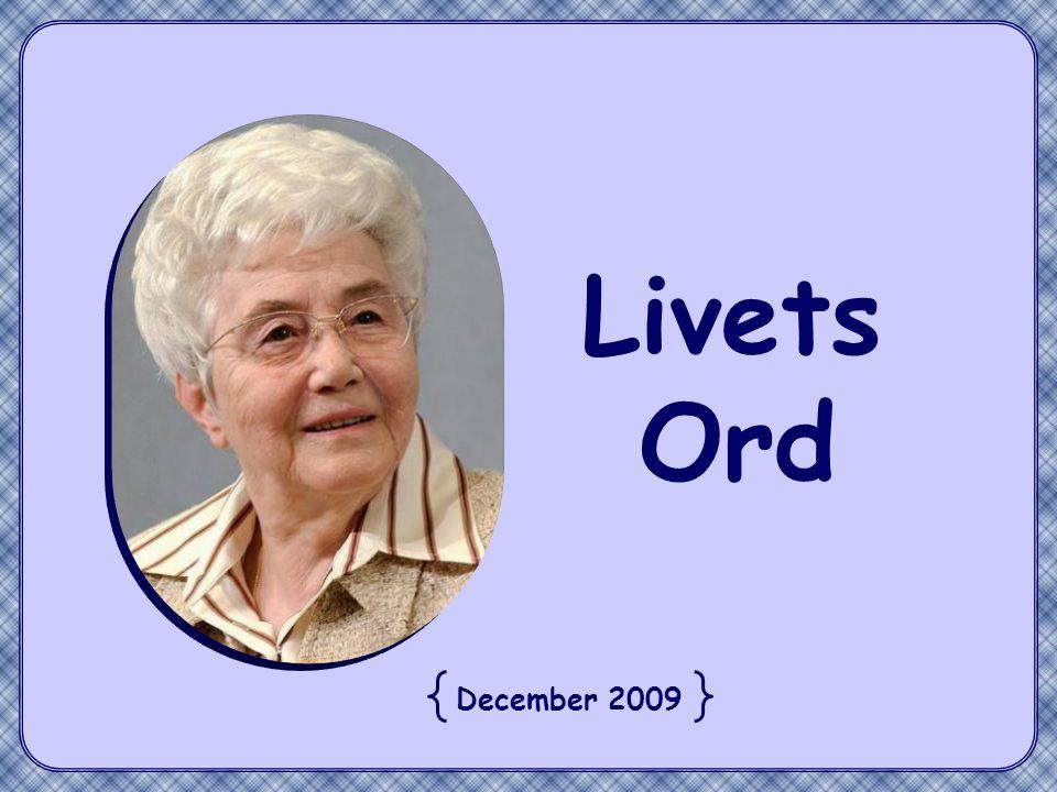 Livets Ord December 2009