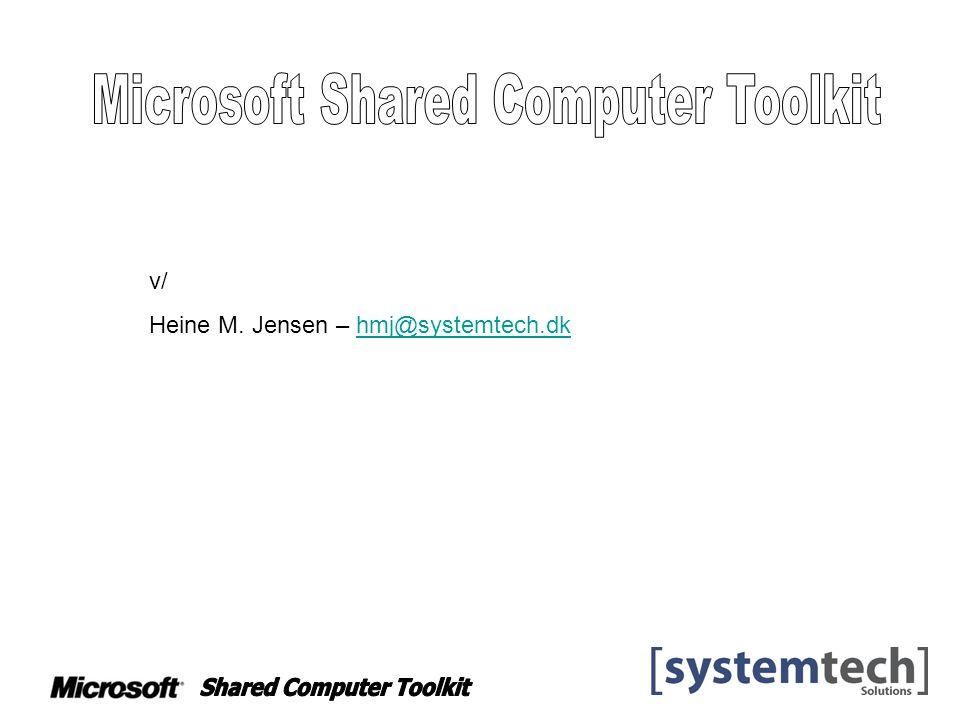 v/ Heine M. Jensen – hmj@systemtech.dkhmj@systemtech.dk