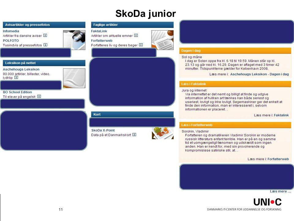 SkoDa junior 11