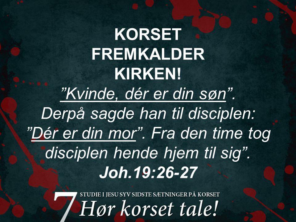 Da de kom til Jesus og så, at han allerede var død, knuste de ikke hans ben, men en af soldaterne stak ham i siden med et spyd, og der kom straks blod og vand ud.