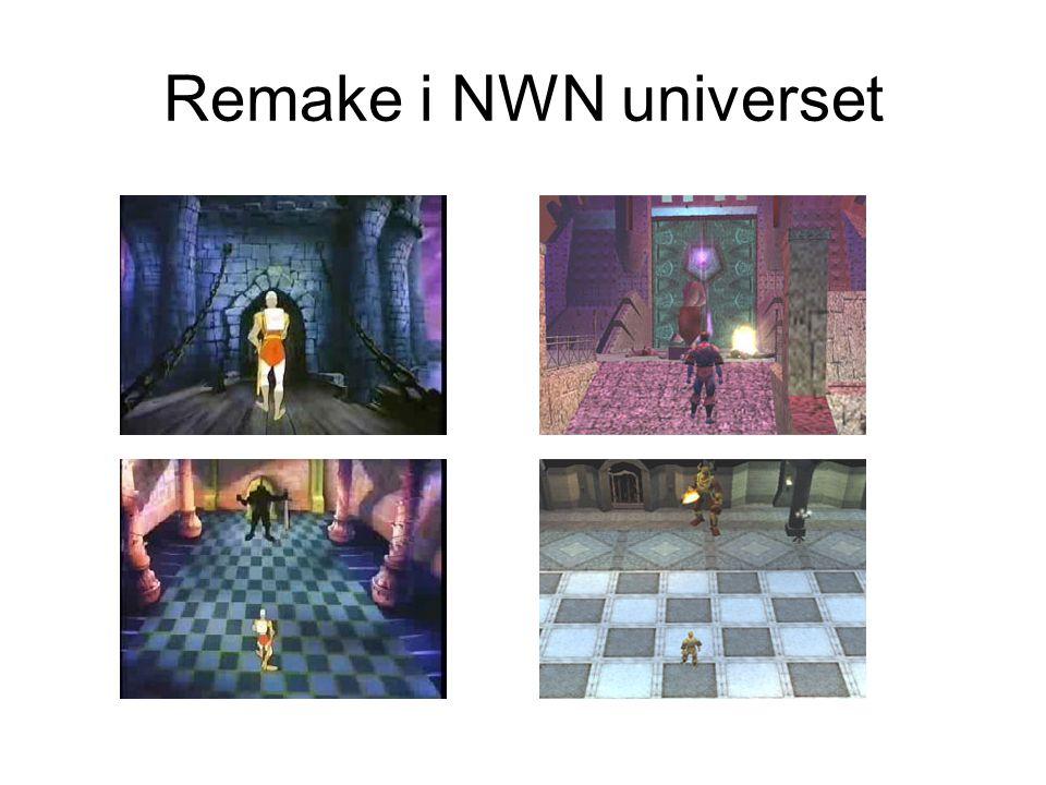 Remake i NWN universet