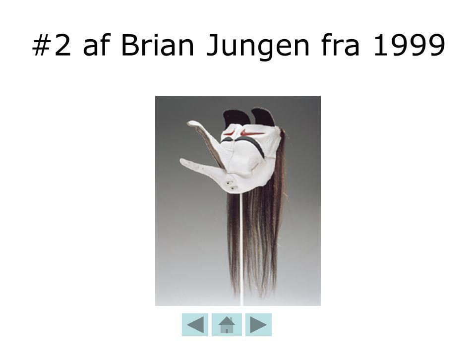 #2 af Brian Jungen fra 1999