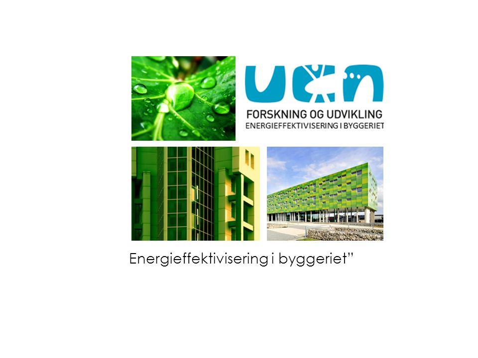 Energieffektivisering i byggeriet
