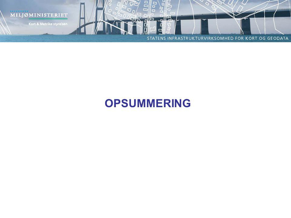 OPSUMMERING