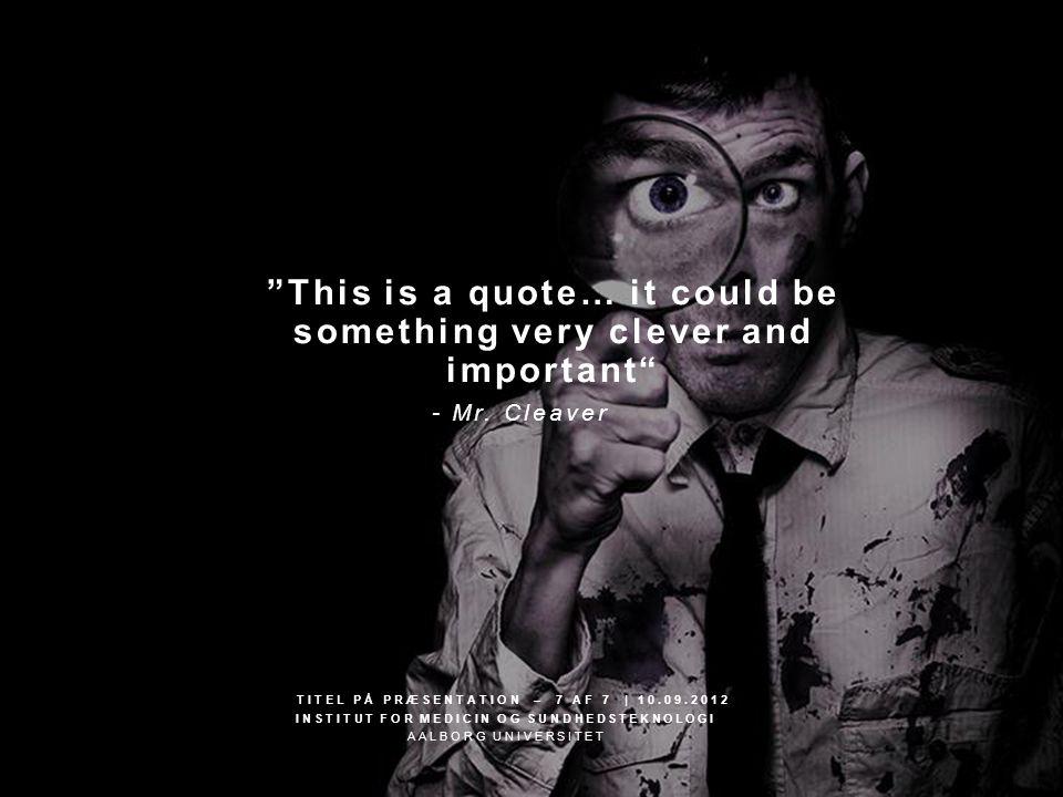 - Mr.