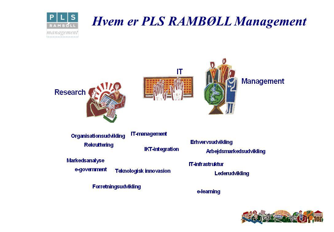 Hvem er PLS RAMBØLL Management