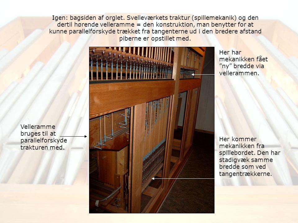 Igen: bagsiden af orglet.