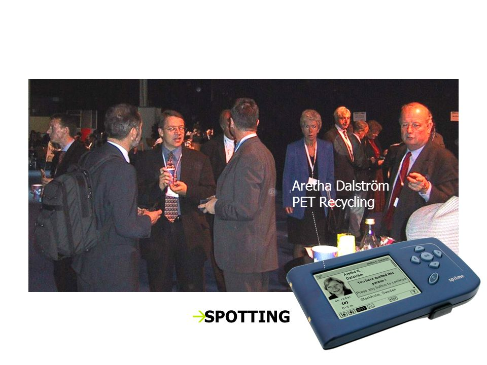  SPOTTING Aretha Dalström PET Recycling