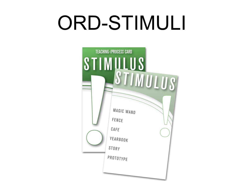 ORD-STIMULI