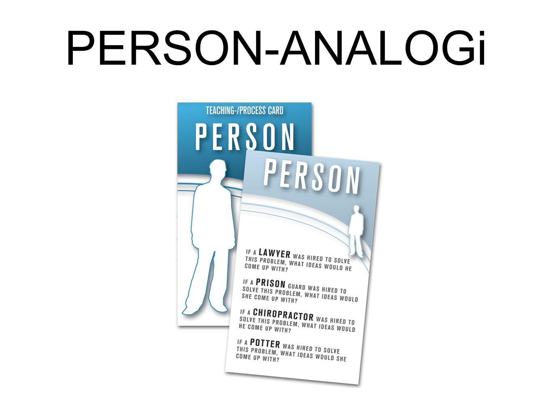 PERSON-ANALOGi