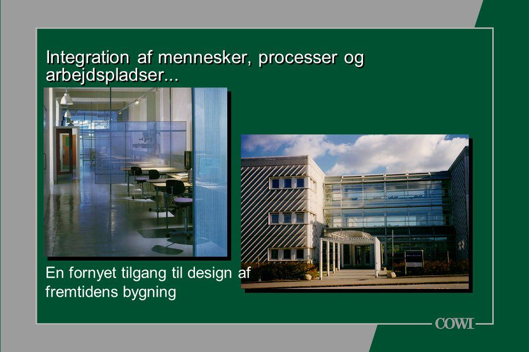 Integration af mennesker, processer og arbejdspladser...