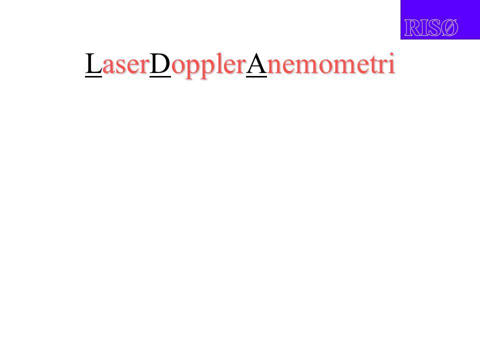aseropplernemometri LaserDopplerAnemometri