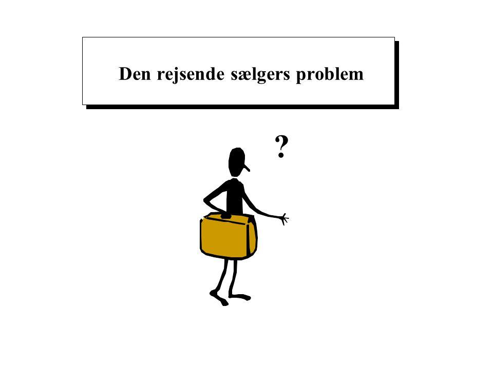 Den rejsende sælgers problem