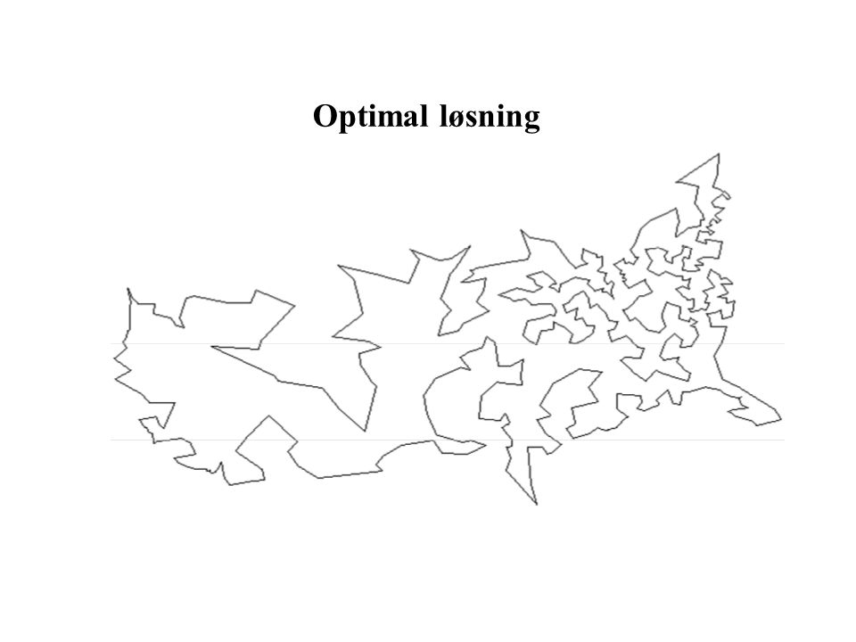Optimal løsning
