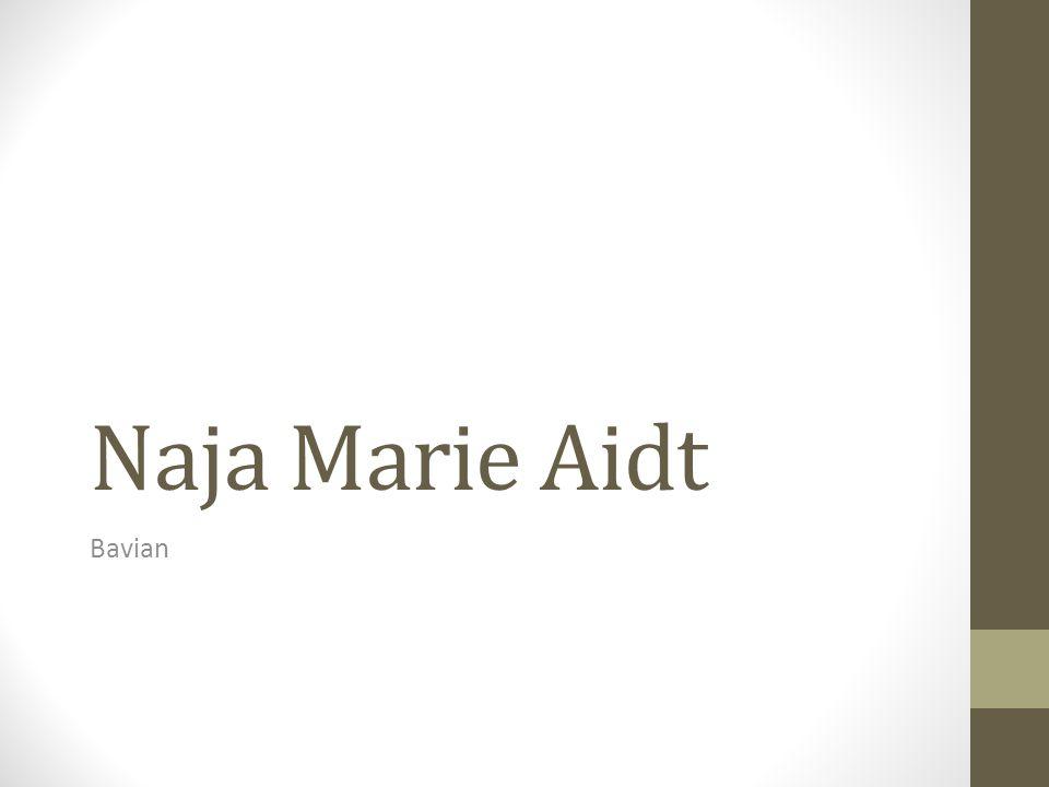 Naja Marie Aidt Bavian