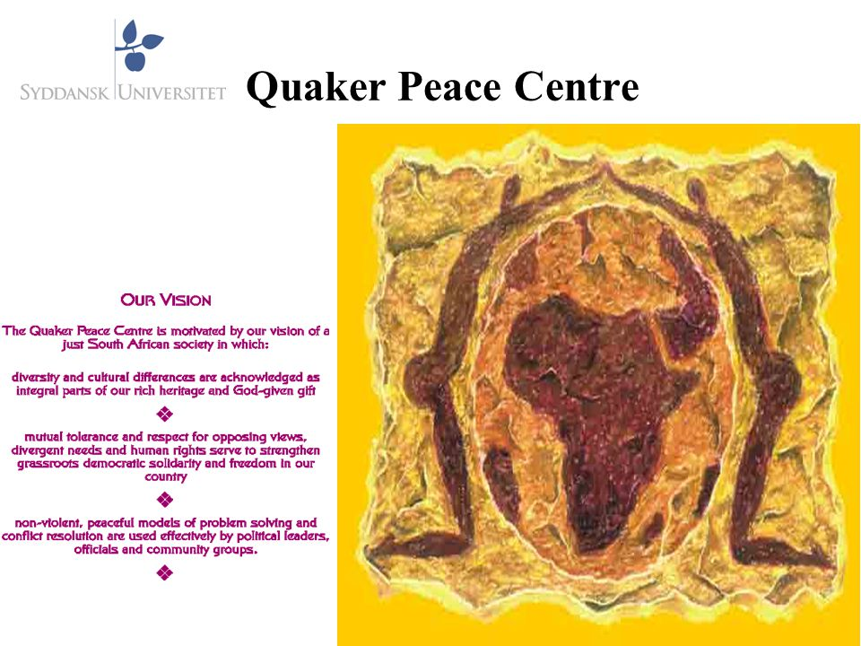 Quaker Peace Centre