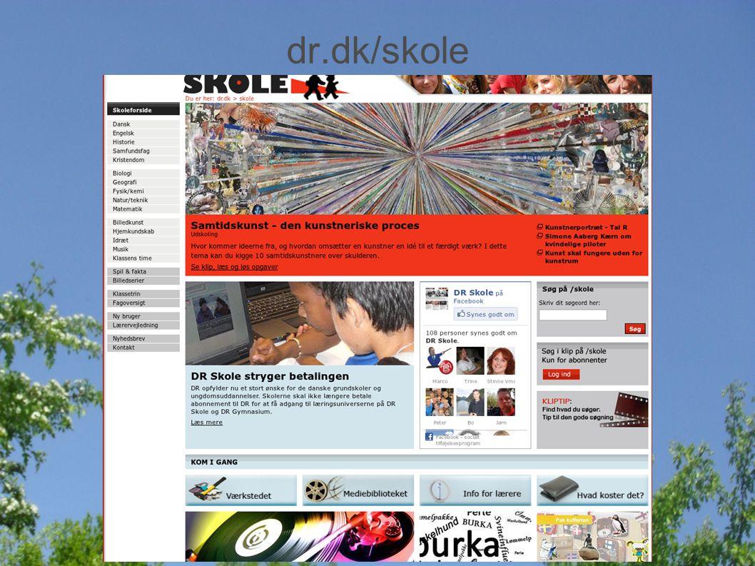dr.dk/skole