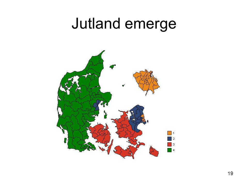 19 Jutland emerge