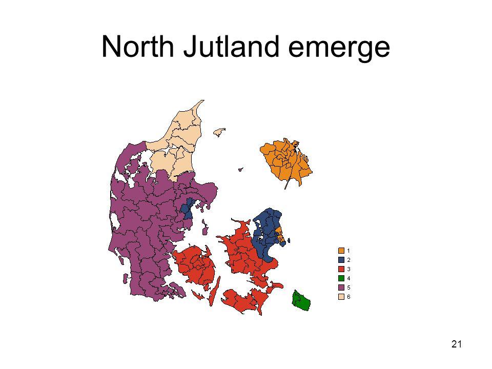 21 North Jutland emerge