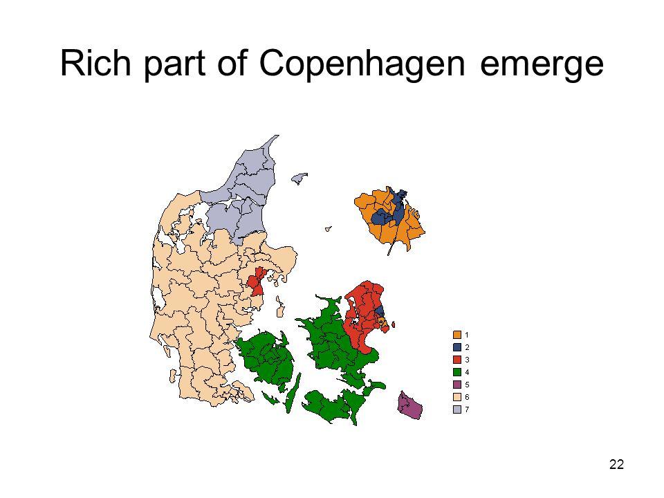 22 Rich part of Copenhagen emerge
