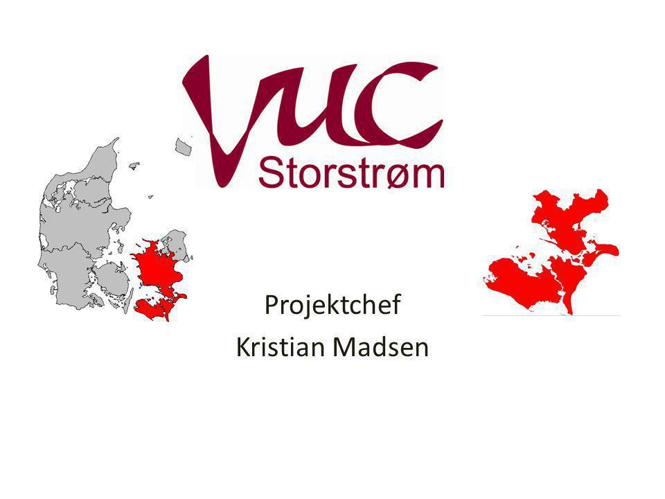 Projektchef Kristian Madsen