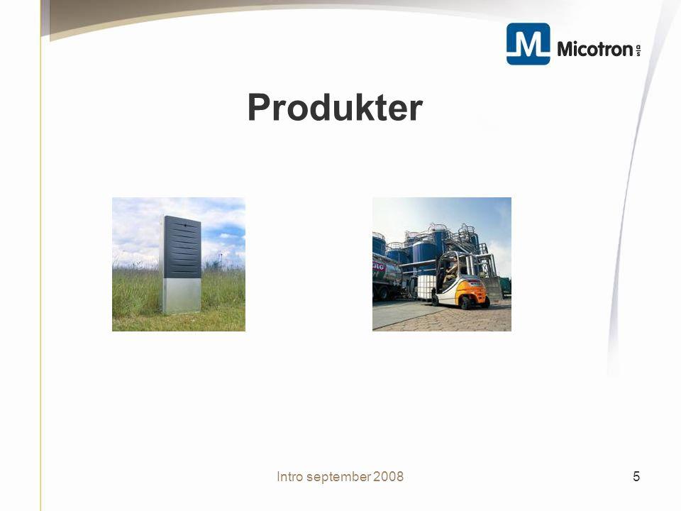Produkter 5Intro september 2008