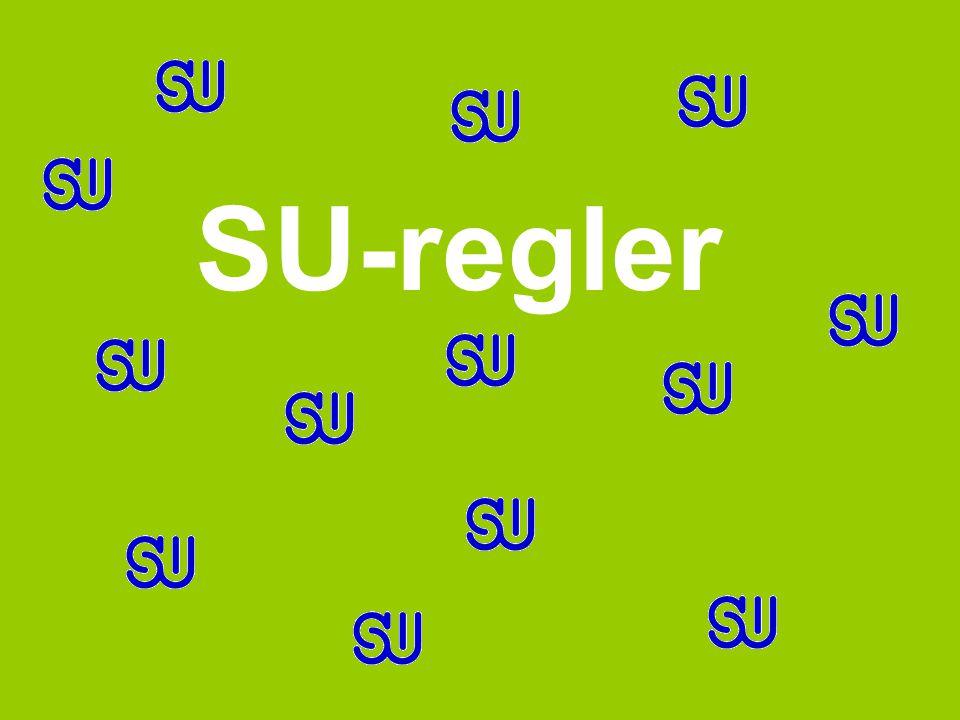 SU-regler