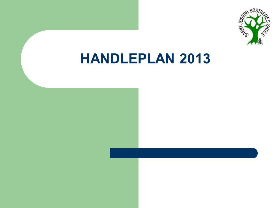 HANDLEPLAN 2013