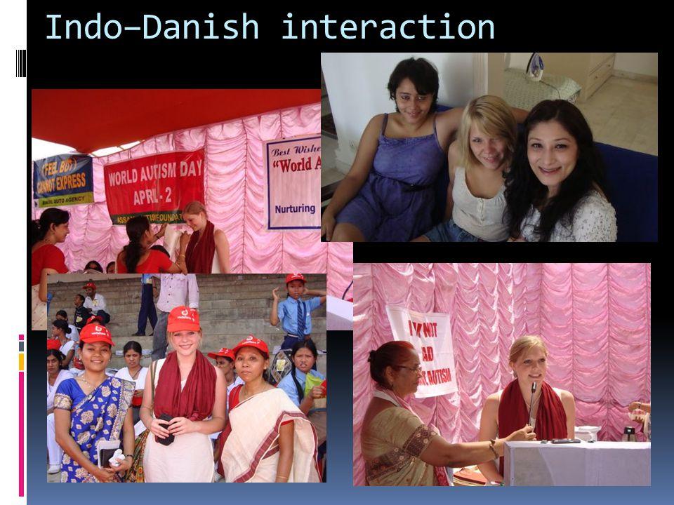 Indo–Danish interaction
