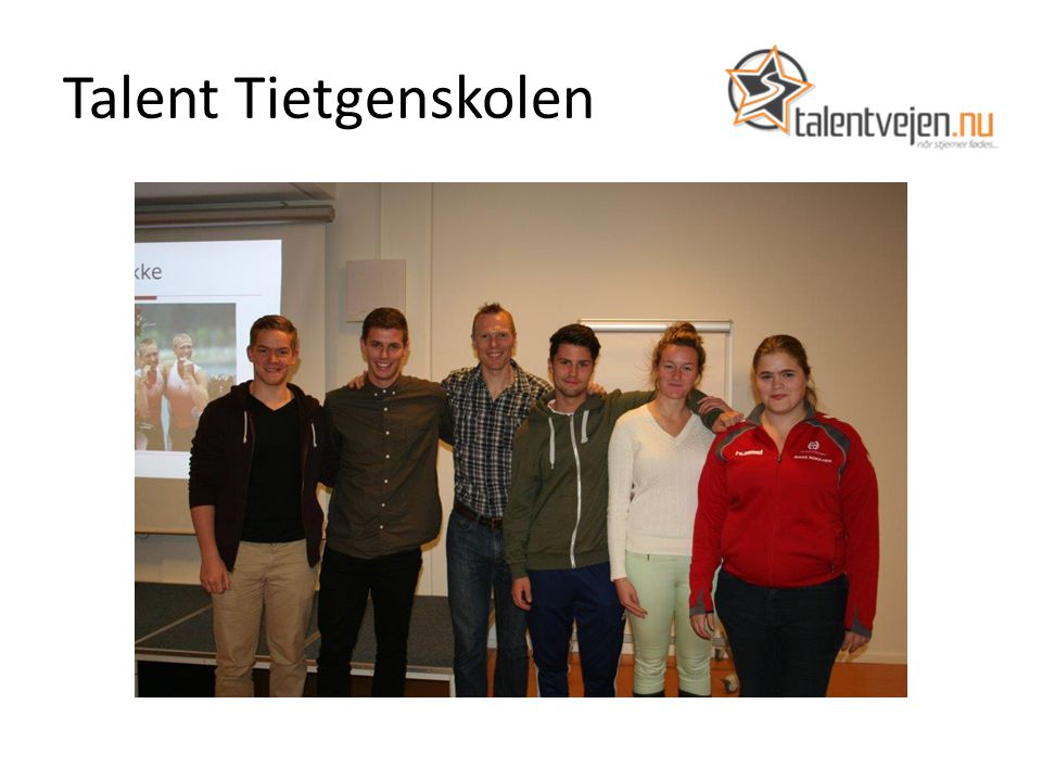 Talent Tietgenskolen