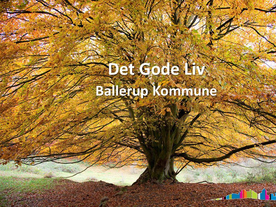 Ballerup Kommune Det Gode Liv