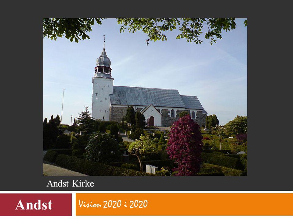 Andst Kirke Andst Vision 2020 i 2020