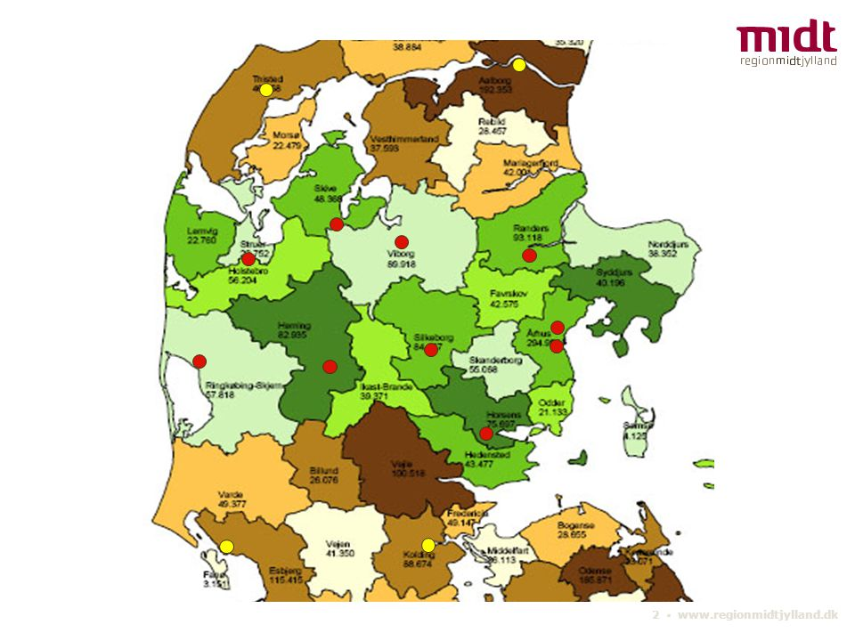 2 ▪ www.regionmidtjylland.dk