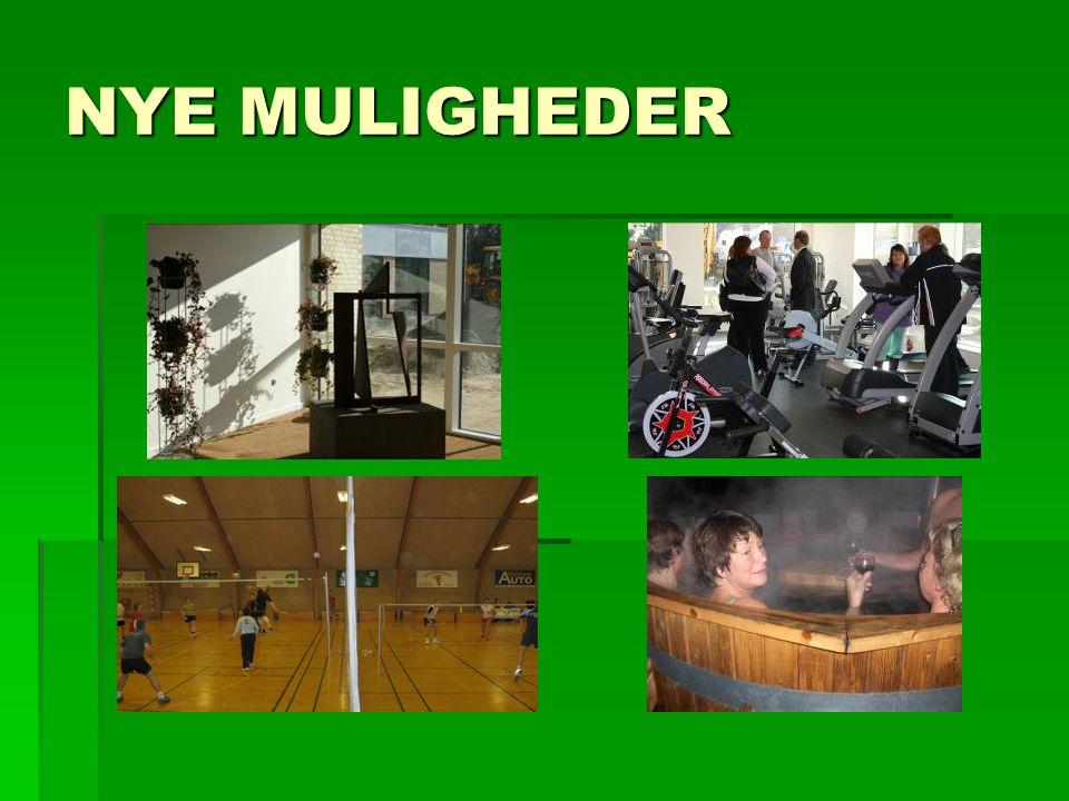 NYE MULIGHEDER