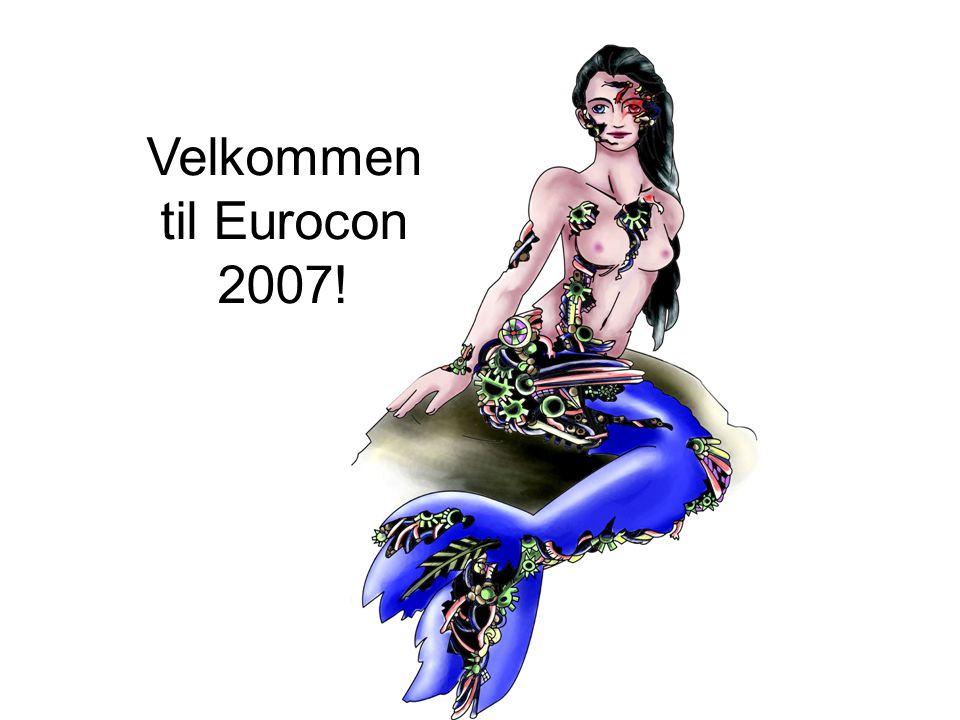 Velkommen til Eurocon 2007!