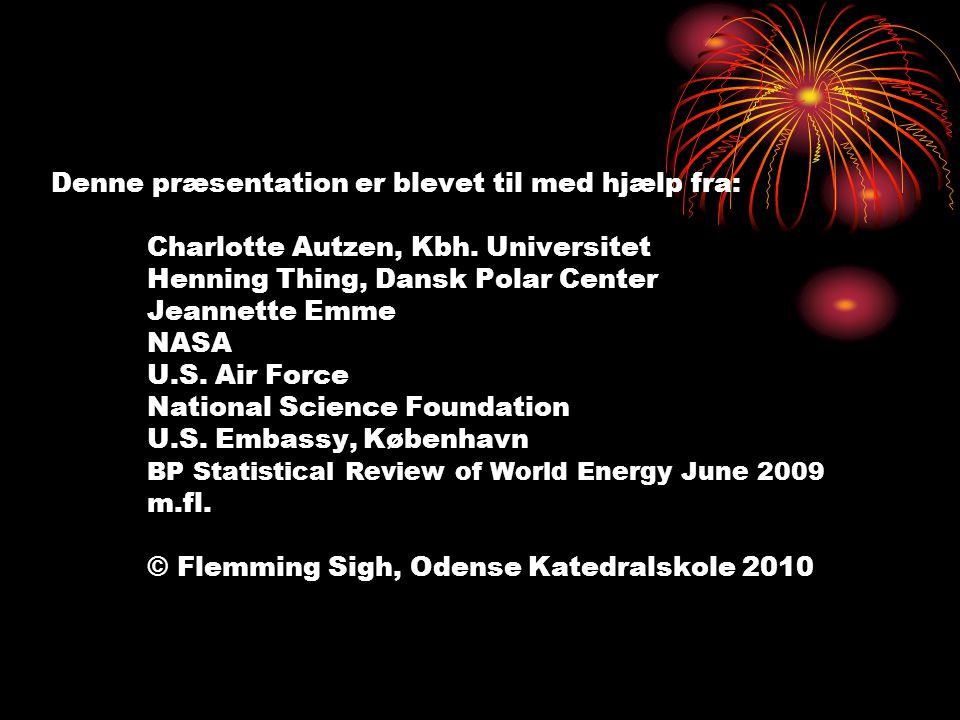 Denne præsentation er blevet til med hjælp fra: Charlotte Autzen, Kbh.