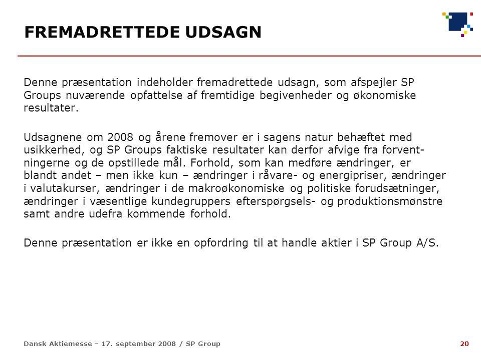 20 Dansk Aktiemesse – 17.