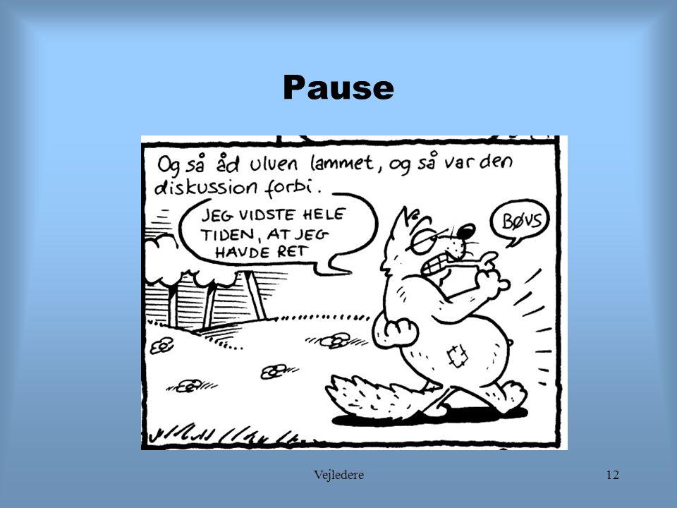 Vejledere12 Pause