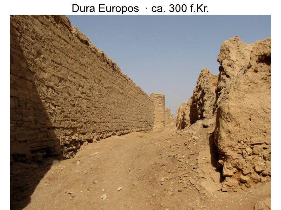 Dura Europos · ca. 300 f.Kr.