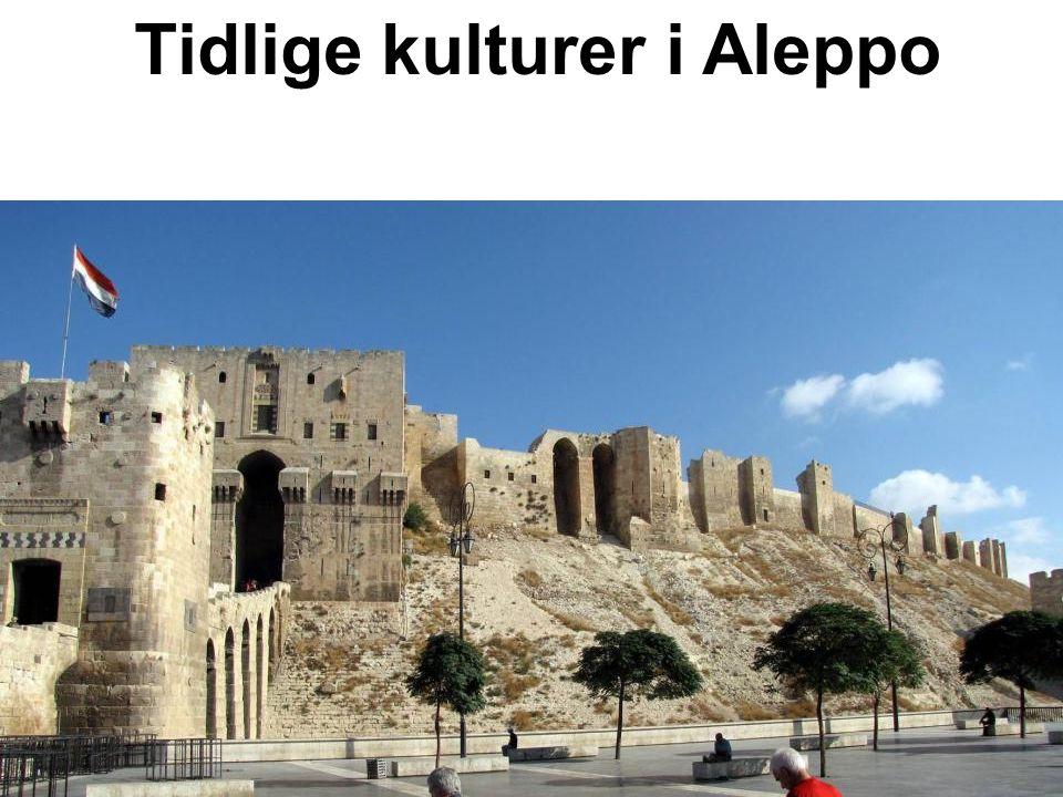 Tidlige kulturer i Aleppo