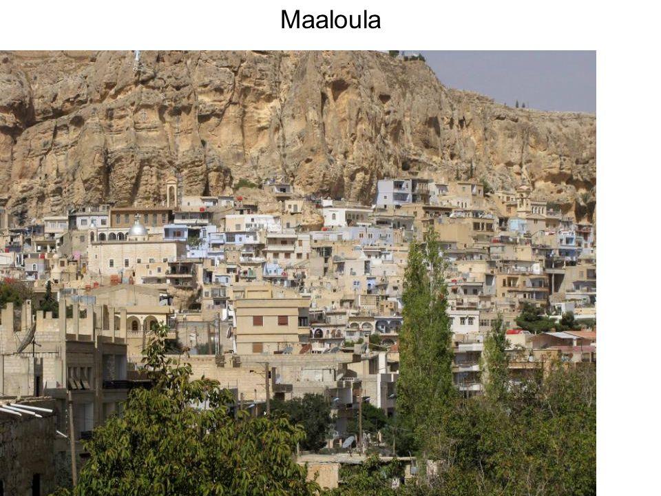 Maaloula